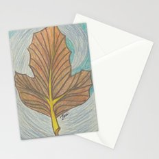 Autumn Swirl Stationery Cards