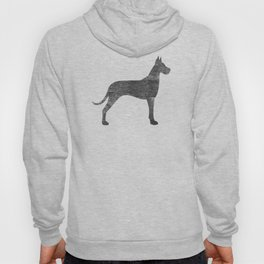 Great Dane Silhouette(s) Hoody