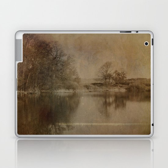 Throxenby Mere Laptop & iPad Skin