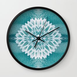 Chrystal in the distance Wall Clock