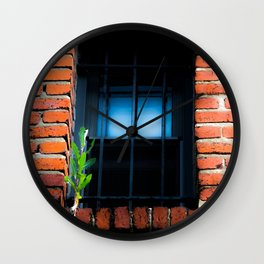 Breaking out Wall Clock