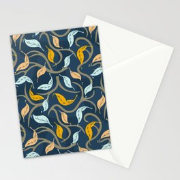 Midnight Fall Stationery Cards