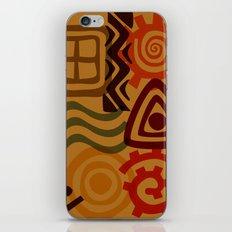 africa inspired iPhone & iPod Skin