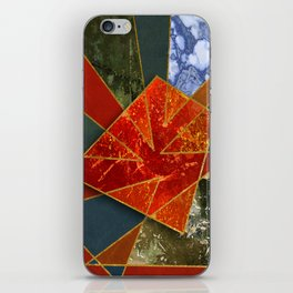 Abstract #330 iPhone Skin