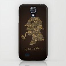 Sherlock Holmes The Canon Galaxy S4 Slim Case