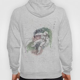 Space Is A Dream II Hoody
