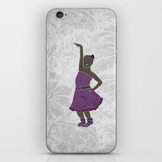 Children dancing 4 iPhone & iPod Skin