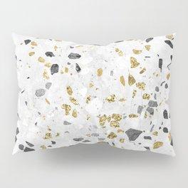 Glitter and Grit Pillow Sham
