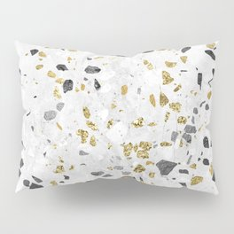 Glitter and Grit Pillow Sham