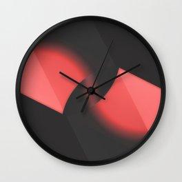 Order Holding Progress Wall Clock