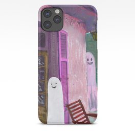 ghost house iPhone Case