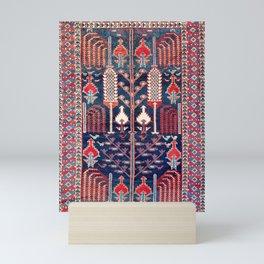 Khila Baku Southeast Caucasus Rug Print Mini Art Print