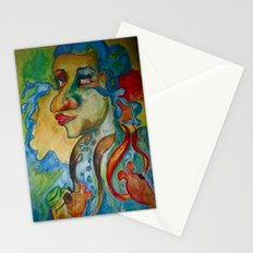 Tears of the Sea Stationery Cards