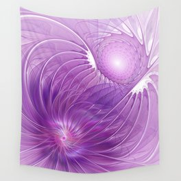 Protection, Abstract Fractal Art Wall Tapestry