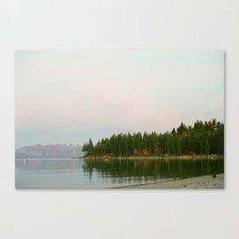 Camper's Paradise  Canvas Print