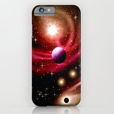 Stardust and solar wind. Slim Case iPhone 6s