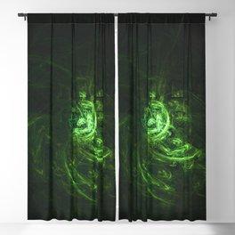 Geometric Cosmic Light 88 Blackout Curtain