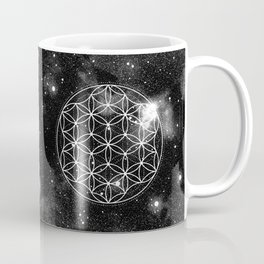 Flower Of Life 004 Coffee Mug