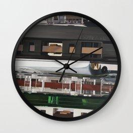 K7 Three Wall Clock