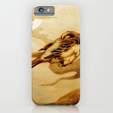 Sparrow by Moonlight iPhone 6s Slim Case