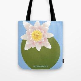 Nymphaea Tote Bag
