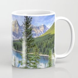Moraine Lake #landscape #photography Coffee Mug