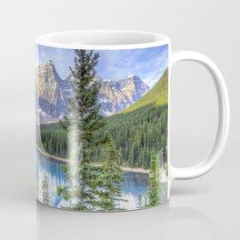 Moraine Lake #landscape #photography Coffee Mug