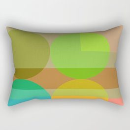 Considered Spaces Rectangular Pillow