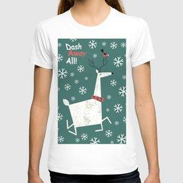 Dash Away All T-shirt