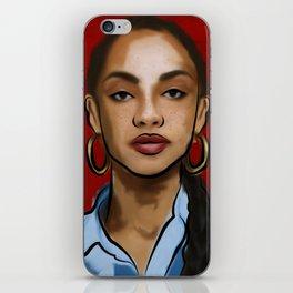 """Untitled//Sade"" (2017) iPhone Skin"