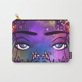 Through the Eyes of the Goddess Carry-All Pouch