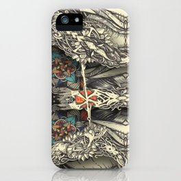 WallArt iPhone Case