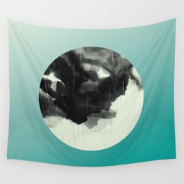 Great Rains Sometimes Fall Wall Tapestry