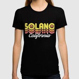 Retro Solano California T-shirt