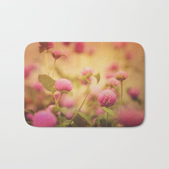 Love Blush Bath Mat