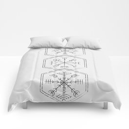 Three runes Comforters