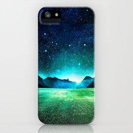 Sky Light iPhone Case