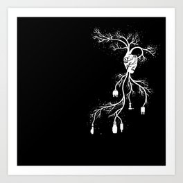 Looking for Collection - Heart Art Print