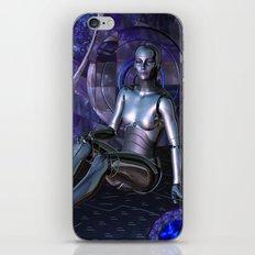 Shebot Karrisiel iPhone & iPod Skin