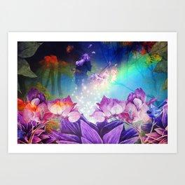 Sovereign Goddess Art Print