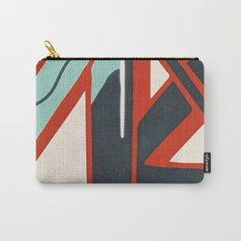 In the street No1 Carry-All Pouch