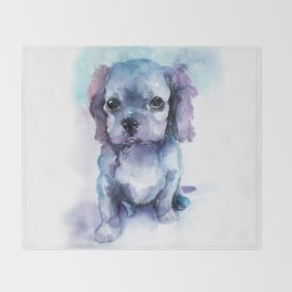 DOG #14 Throw Blanket
