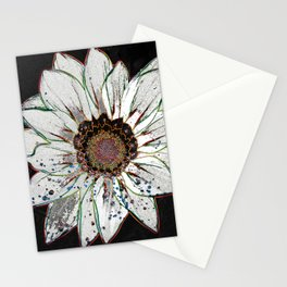 Pretty in White Stationery Cards
