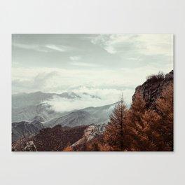 Lets Adventure darling Canvas Print