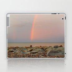 Rainbow out at Sea Laptop & iPad Skin