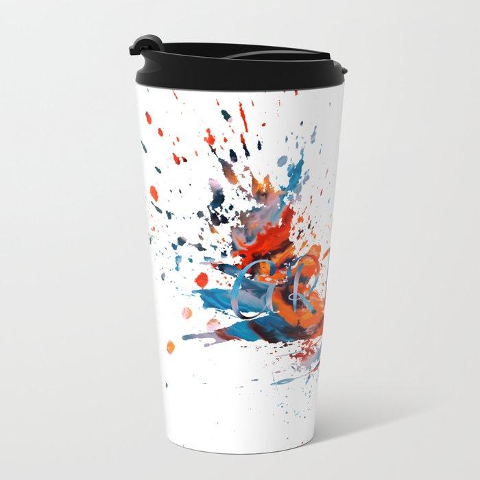 artist Metal Travel Mug