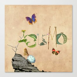 Abismo Canvas Print
