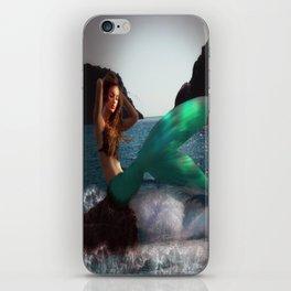 The Mermaid iPhone Skin