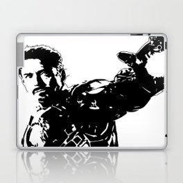 Iron Man - Robert Downey Jr Laptop & iPad Skin