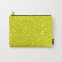 IZZY ((chartreuse)) Carry-All Pouch
